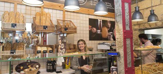 Tienda Pan y Cafe La Rambla Alicante